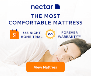Nectar Mattress - 365 Night Trial