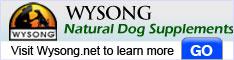 Natural Dog Supplements