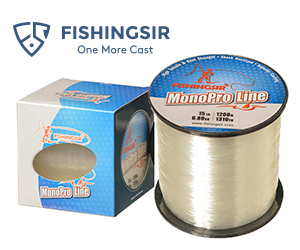 MonoPro Monofilament Fishing Line Superior Clear Nylon Material Fishing Line