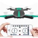 Self-Me – Pocket Selfie Drone – 720p w/ 3 Batteries