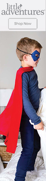 Boy Hero Cape and Mask