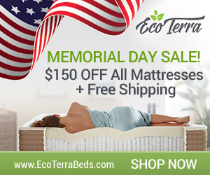 Eco Terra mattress sale