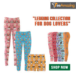 Legging Collection for Dog Lovers