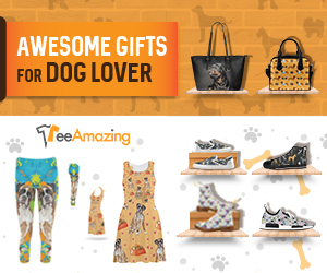 TeeAmazing Gifts for Dog Lovers