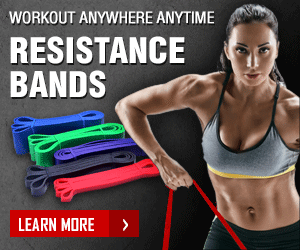 Heavy Duty Exercise Resistance Bands
