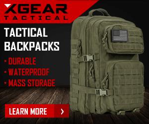 Camo Tactical Backpacks