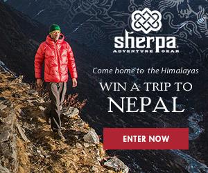 Sherpa discount