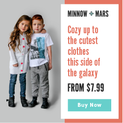 Shop Kids Apparel at Minnow + Mars
