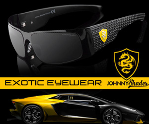 Exotic Eyewear by Johnny Shades