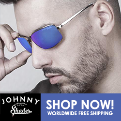 Johnny Shades.  Remarkable Eyewear.  Shop now at Johnnyshades.com
