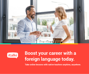 Affordable online language lessons anytime, anywhere - visit italki.com