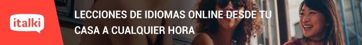 Lecciones de idiomas online desde tu casa a cualquier hora - Visita italki.com