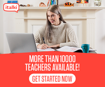italki: More than 10000 native teachers available!