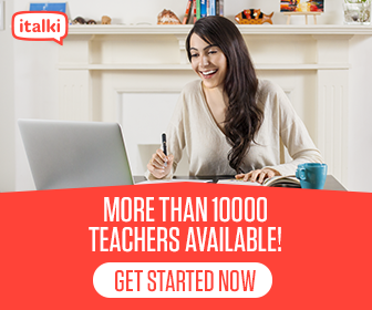 italki: More than 10000 teachers available