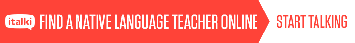 italki: Find a native language teacher online!
