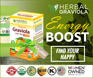 Herbal Graviola for Energy boost
