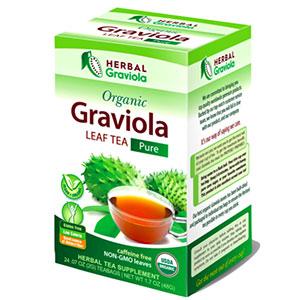 Herbal Graviola Tea