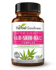Hair Skin and Nail Complex