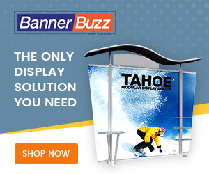 New Banners from BannerBuzz.com.au