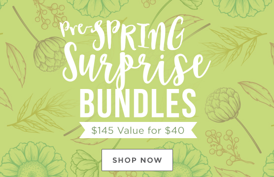 Pre-Spring Surprise Bundle