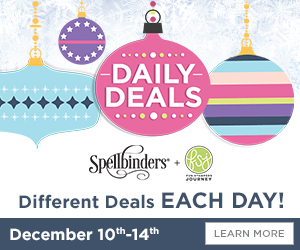 Spellbinders Daily Deals