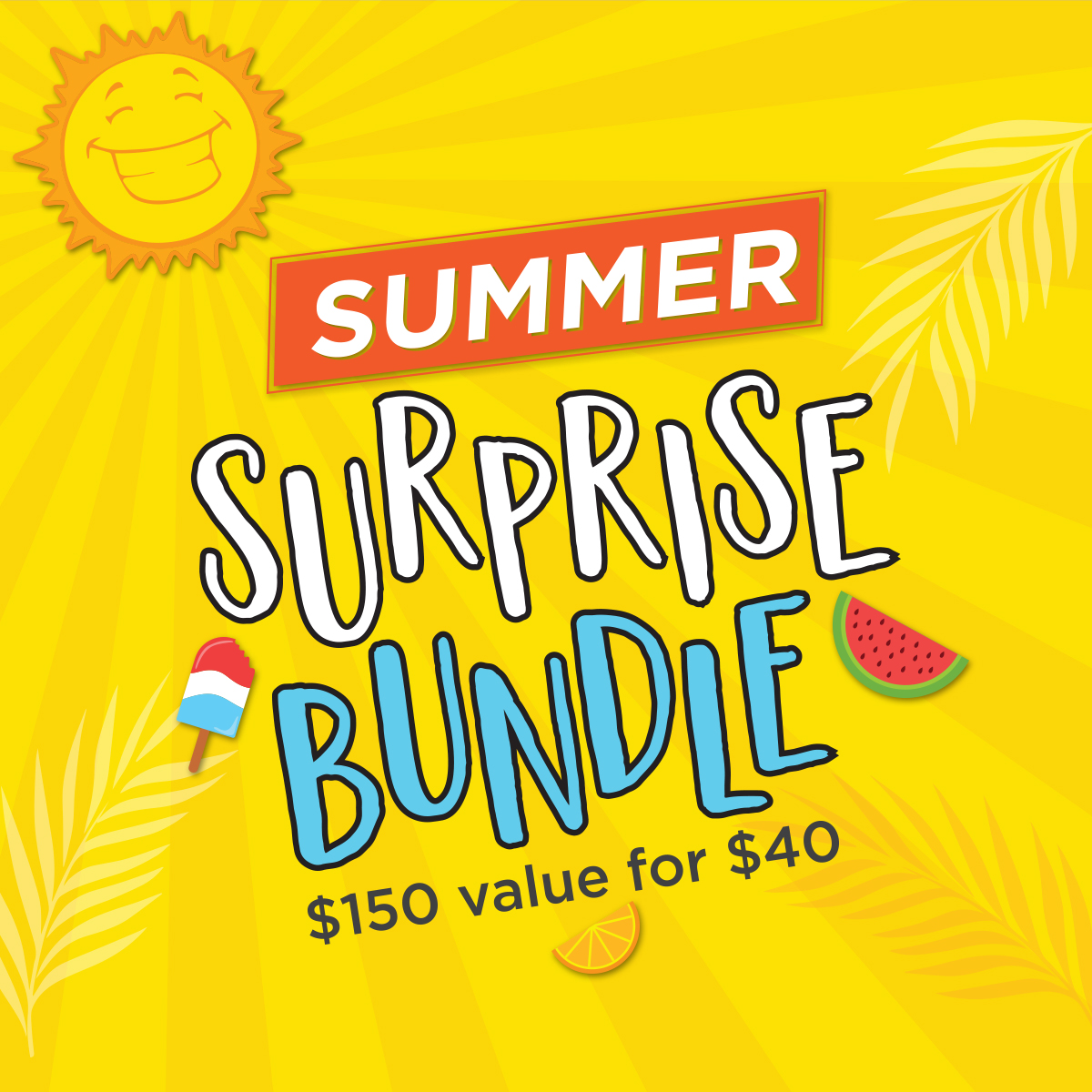 Spellbinders Summer Surprise Bundle