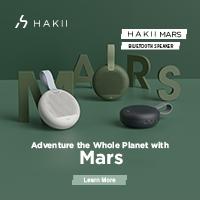 HAKII Mars Bluetooth Speaker