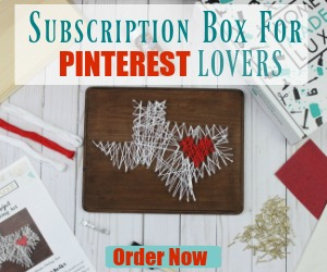 craft subscription service - home made luxe
