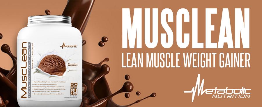 Musclean Banner 2