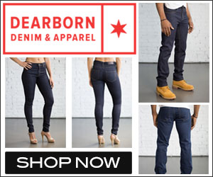 Dearborn Denim discount- Click Here