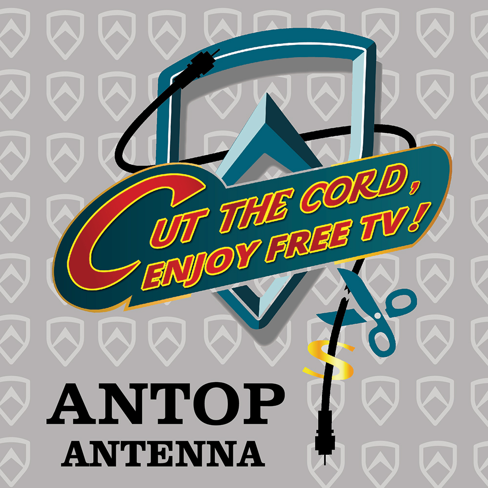 Cut The Cord. Enjoy Free TV!