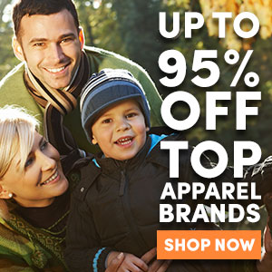 95% Off Top Apparel Brands