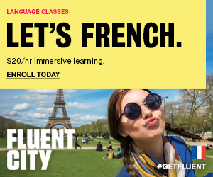 Learn french shut up and go most is the 100 you spent on a trip to montral as a youngn and became best friends with the twerking hobo on the train its time to shut up and go fandeluxe Choice Image
