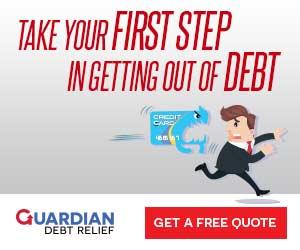 guardian debt relief