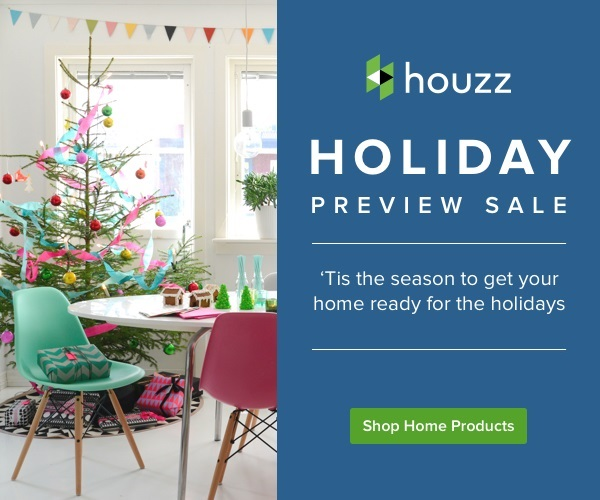 Houzz Holiday Sale