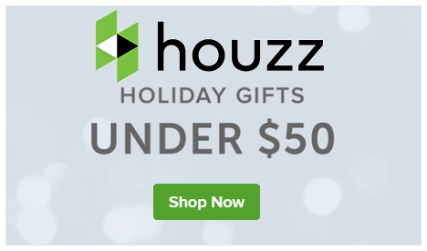 Houzz - Gifts under $50