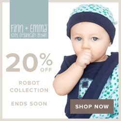 Finn + Emma Robot Sale