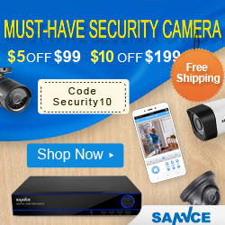 dvr security camera