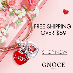 Gnoce Charms Jewelry Sale