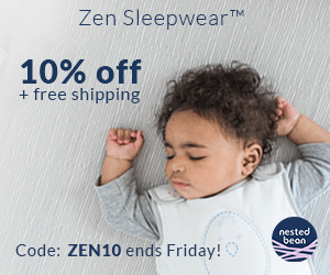 Zen Sleepwear by Nestedbean