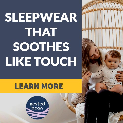 Sleepwear that soothes like touch | Nested Bean
