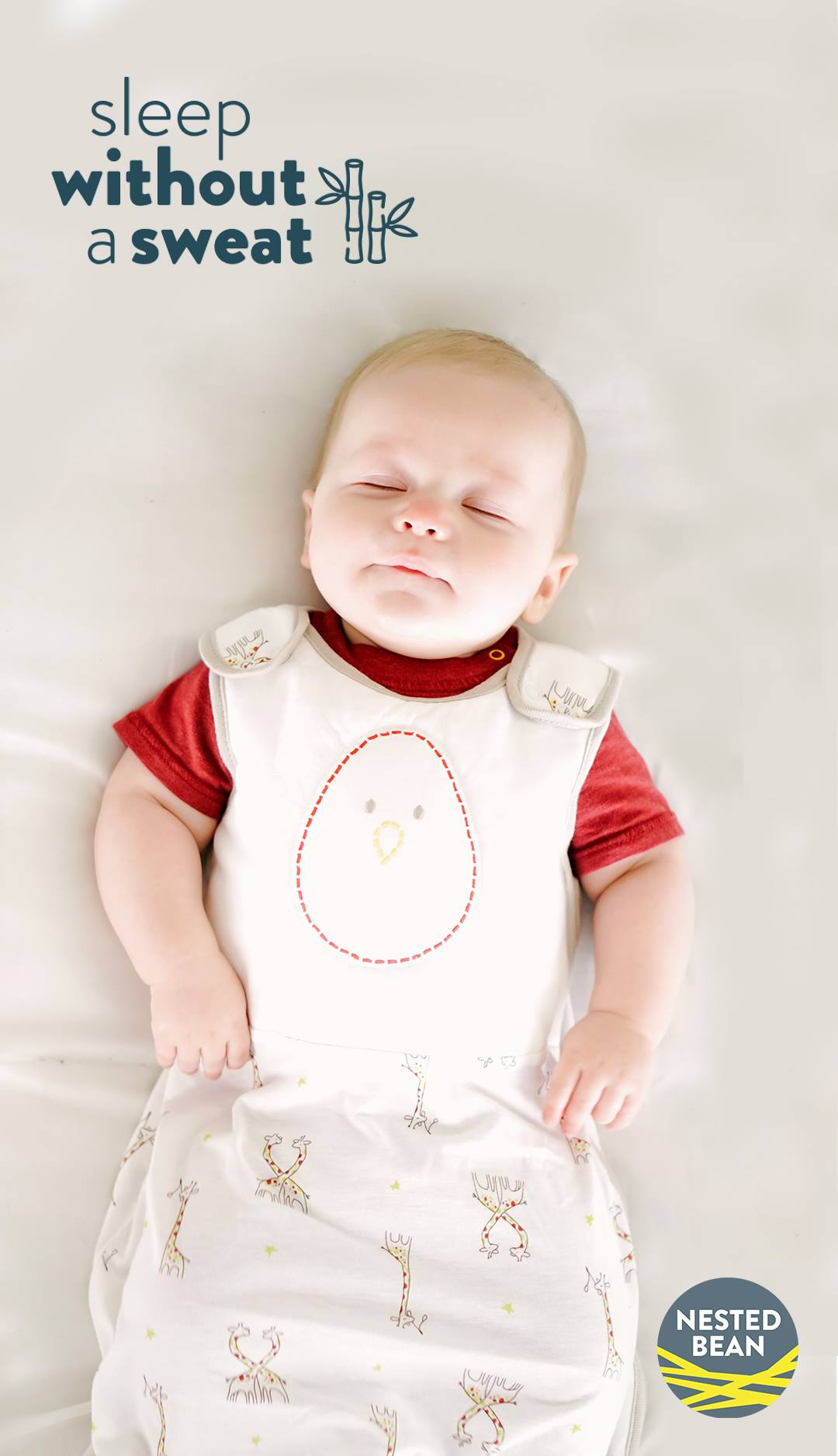 THE ZEN SLEEP SYSTEM - RESTFUL NIGHTS MAKE PLAYFUL MORNINGS