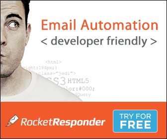 RocketResponder email automation software