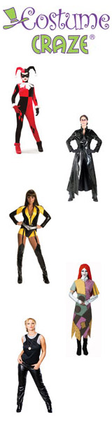 Thousands of Costumes Available at Costume Craze!