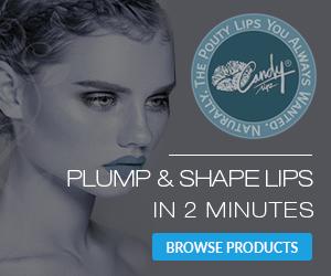 plump lips