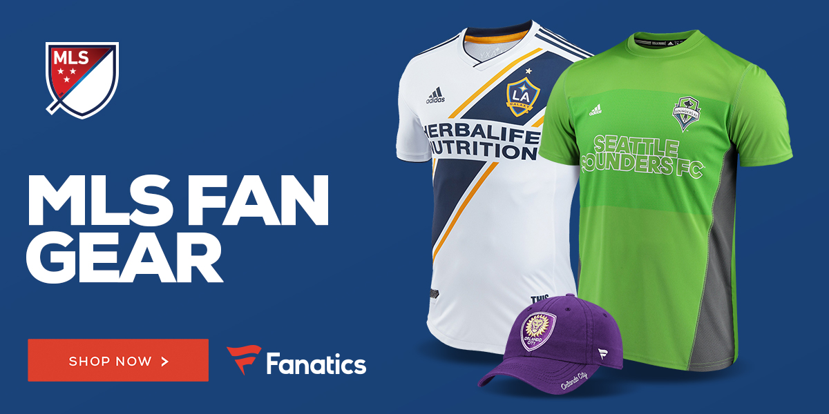 Shop for MLS Fan Gear at Fanatics.com