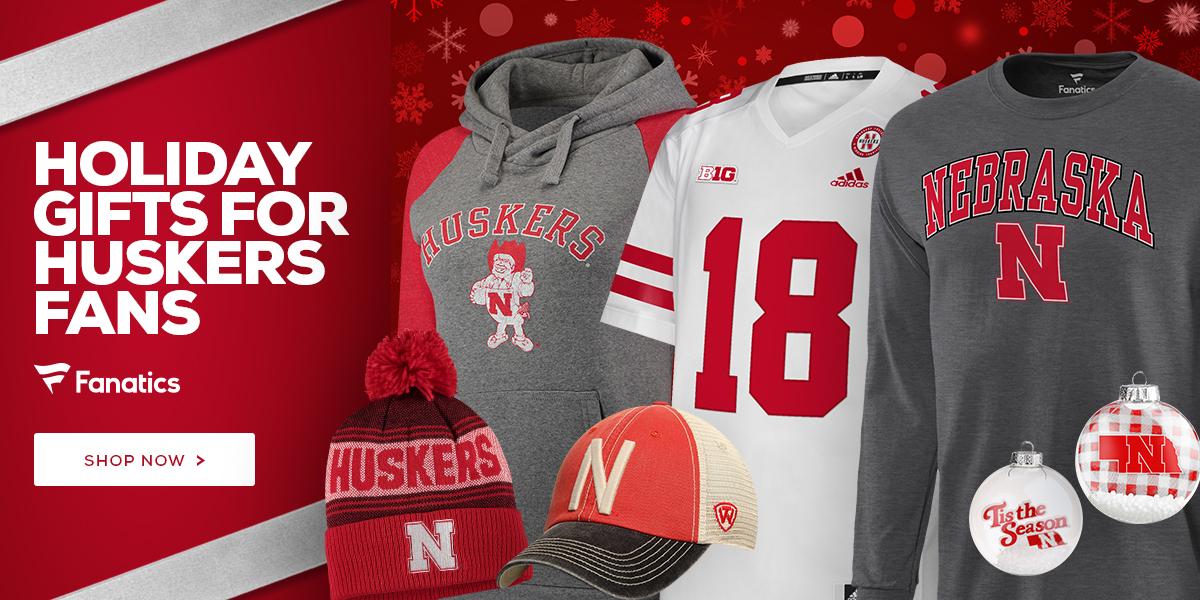 Shop Gifts for Nebraska Cornhuskers Fans at Fanatics