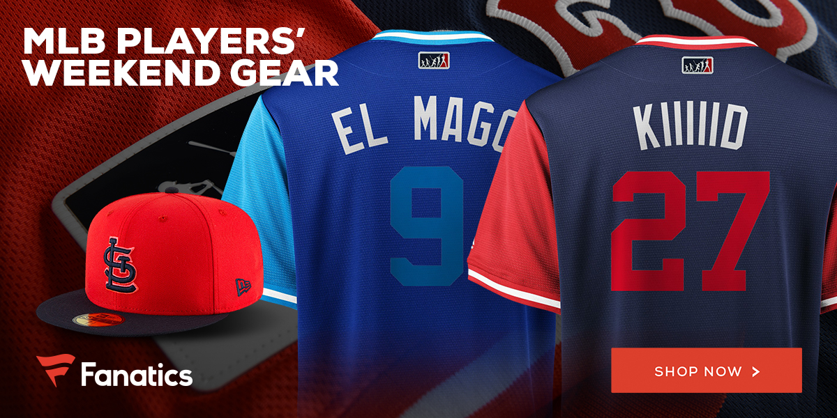 Shop Players' Weekend Gear at Fanatics