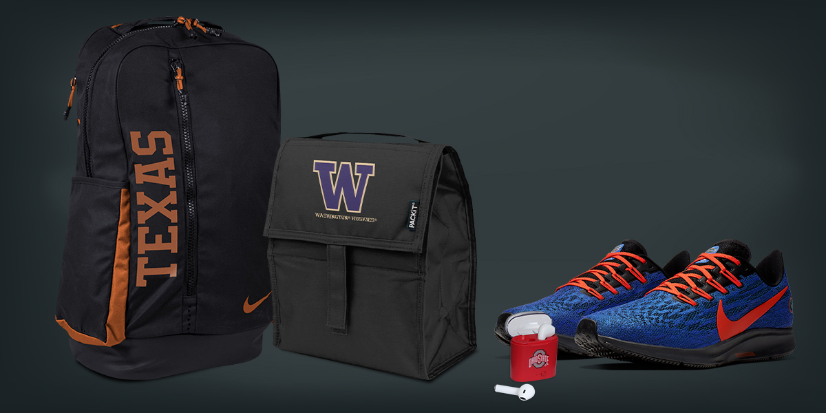 Shop Back-to-Campus Gear at Fanatics.com