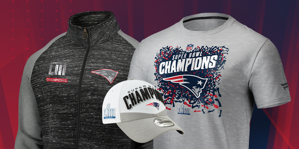 New England Patriots AFC Champs